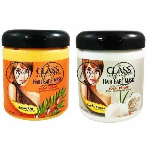 masque pour cheveux à l'ail et l'argan 1000 ml